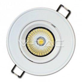 DownLight LED COB 3W 80mm 6000K