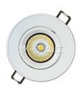 DownLight LED 6000K  3W Circular Ø80mm