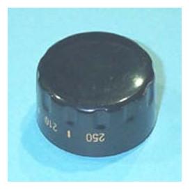 Mando Termostato Teka Negro HT490ME