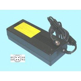Alimentador Fijo 12VDC 6,7A 80W conector 4Pines