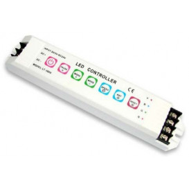 Controlador Tira LED RGB 180W 5V 12V 24V
