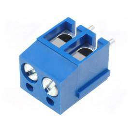 Regleta Circuito Impreso Bornas 2pin paso 5mm