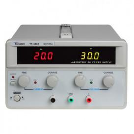 Fuente Alimentacion Laboratorio 0-30V 0-20A DC LED