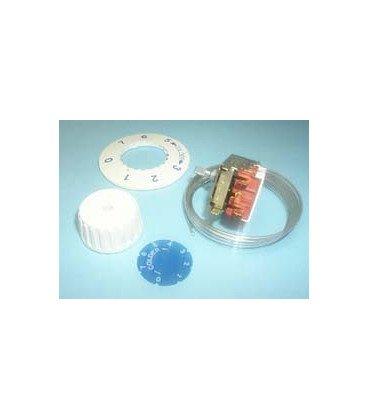 Termostato Ranco VS5 congelador con alarma