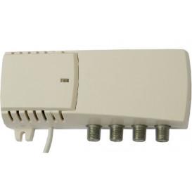 Amplificador TV Interior 2S 26dB 4G-LTE