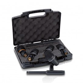 Microfonos para Bateria D1017SET LD Systems