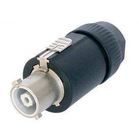Conector POWERCON 32A NEGRO