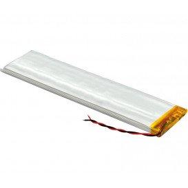 Bateria 3,7V/400mA Polimero-Litio Recargable