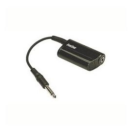 Adaptador Alimentacion Microfono Jack 6,3