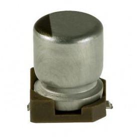 100uF 25V SMD Condensador Electrolitico 6,3x7,7mm