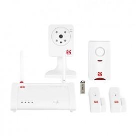 Alarma Inalambrica IP con camara HOME8