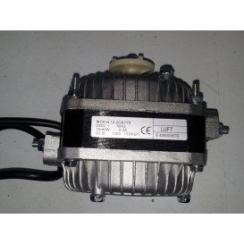 MotoVentilador 10W 230Vac 1350 rpm medidas 82x82x70mm LUFT