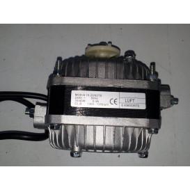 MotoVentilador 5W 230Vac 1350 rpm medidas 82x82x60mm LUFT