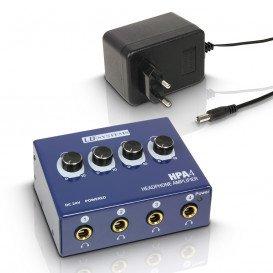 Amplificador Auriculares 4 Salidas HPA4 LD Systems