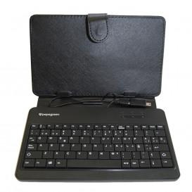 Funda Tablet 10in con Teclado USB