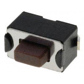 Pulsador Miniatura SMD 3,5x6mm Boton 5mm altura