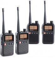 Pack 4 walkies R10 PMR446